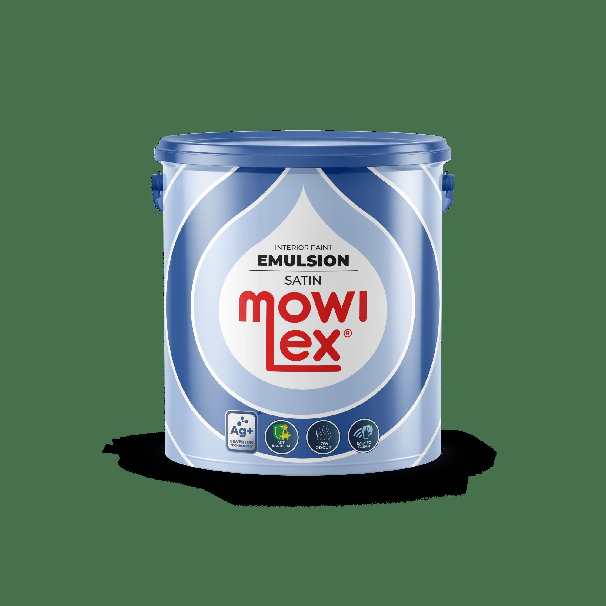 Mowilex Emulsion Satin Anti Bakteri