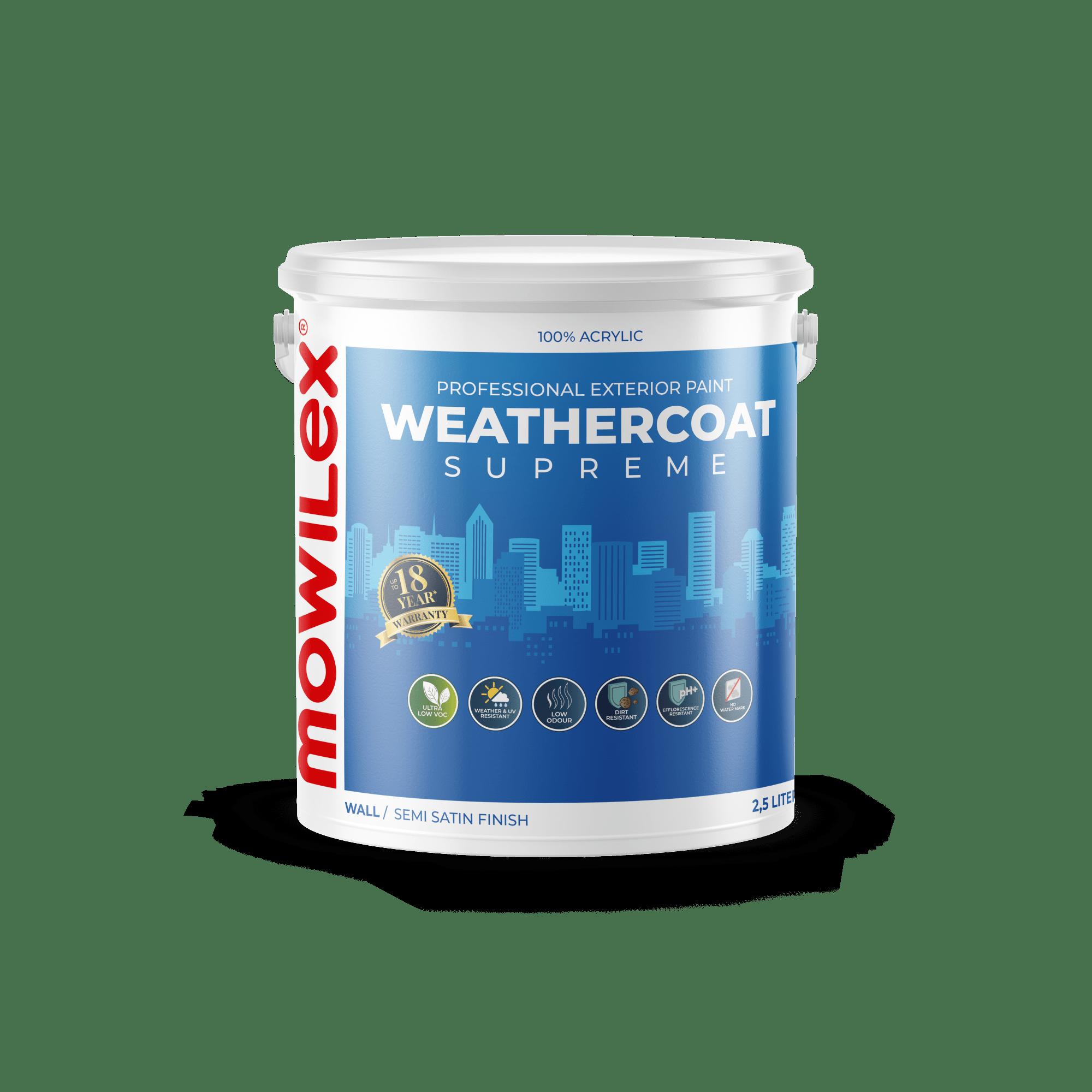 Mowilex Weathercoat Supreme